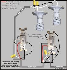 top 25 best electrical wiring diagram ideas on pinterest Common Wiring Diagrams 3 way switch wiring diagram \u003e power to switch, then to the other common wiring diagrams three wire switch