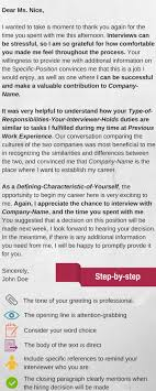 sample define follow up letter for job seekers shopgrat create 1000 ideas about thank you interview letter define follow up