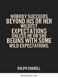 Beyond Expectations Quotes. QuotesGram via Relatably.com