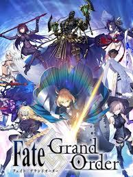 <b>Fate</b>/<b>Grand Order</b> - Twitch
