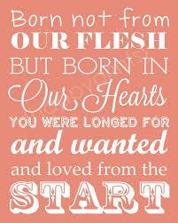 Beautiful Adoption Quotes. QuotesGram via Relatably.com
