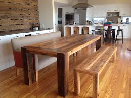 Dining Room Tables Reclaimed Wood Reclaimed Wood Dining Room Table