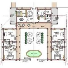 U SHAPED HOUSE PLAN   CAPE ARCHITECT COMPANY   bijoux   Pinterest    U SHAPED HOUSE PLANS WITH POOL IN THE MIDDLE   COURTYARD  amp  HORSESHOE DESIGN BY ARCHITECT