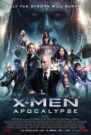 X-Men: Apocalipse – Dublado (2016)