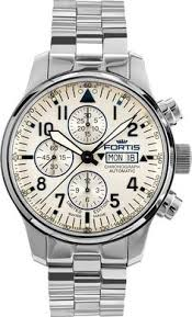 <b>Fortis Watch</b> Aviatis F-43 Recon Chronograph Limited Edition ...