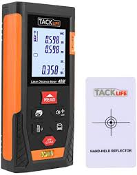 50m 164ft mini digital laser distance meter range finder measure diastimeter hot