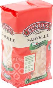 Отзывы о Макароны <b>Borges</b> Farfalle <b>500г</b> - рейтинг покупателей и ...