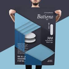 graphics templates vectors and psd s brandsclap an experiment while playing some very simple shapes and some gradients here we present you another flyer poster template to promote any of your