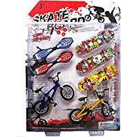 Finger Toy <b>Bikes</b>
