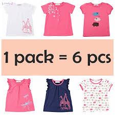 <b>i baby 1 6pcs/set Cotton Baby</b> Rompers Infant Jumpsuits Newborn ...