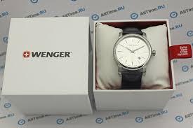 Швейцарские Наручные <b>Часы Wenger 01.1041.122</b> Мужские ...