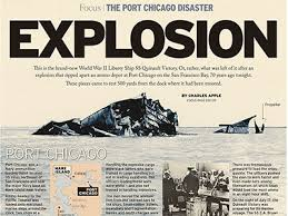 「The Port Chicago disaster」の画像検索結果