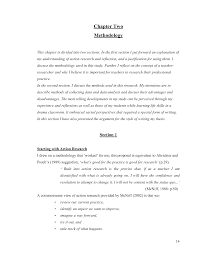 Resume Examples Sample Of The Methodology In A Research Papers     ASB Th  ringen Research methodology paper sample   Cinemafex
