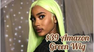 $39 AMAZON LACEFRONT WIG REVIEW | QD UDREAMY ...
