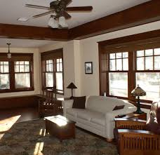 craftsman style furniture family room eclectic with arts and crafts stickley arts crafts home office