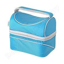 <b>Сумка</b>-<b>холодильник для косметики thermos</b> pop top dual blue 6.5l ...