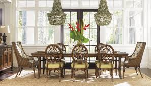 Tommy Bahama Dining Room Set Furniture Natural And Traditional Indoor Wicker Furniture For