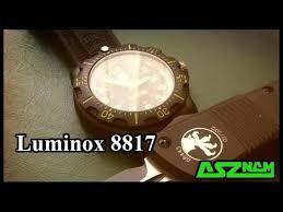 Обзор превосходных часов <b>Luminox</b> 8817 - YouTube