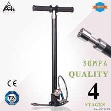 30Mpa 4500psi Air <b>PCP</b> Paintball Pump Air Rifle hand pump 4 ...