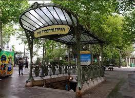 art nouveau movement  artists and major works   the art storyentrance gate to paris subway station