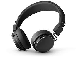 <b>Urbanears Plattan 2 Black</b> Bluetooth On-Ear Headphones | On-Ear ...