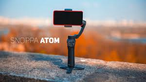 Стабилизатор <b>Snoppa ATOM</b> - Один в поле воин - YouTube
