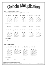 Long Multiplication Worksheets Pdf - Grade 5 multiplication ...Grade 5 multiplication