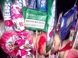 candy nottoexceed240days sugar heaven candy arrangement basket close up