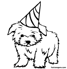 Small Picture dog coloring pages for kids Homepage Animal Kids coloring