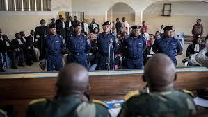 """Résultat de recherche d'images pour """"Policiers assassins de Floribert Chebeya"""""""