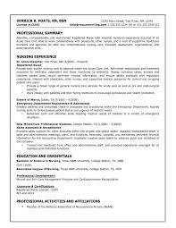 nursing graduate resume   sales   nursing   lewesmrsample resume  resumes professional summary cna resume template