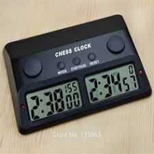 <b>Electronic Digital Chess</b> Clock Game Timer Master Tournament 39 ...