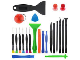 <b>UANME</b> 23in <b>1</b> Plastic Pry Precision Screwdriver Set For Cell Mobile ...