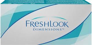Цветные <b>контактные линзы Alcon FreshLook</b> Ежемесячные, -6.00 ...