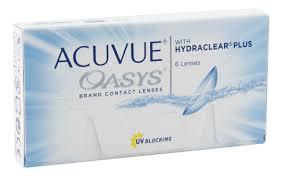 <b>Контактные линзы</b> ACUVUE Acuvue Oasys Двухнедельные, -5.00 ...