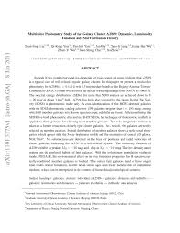 (PDF) A <b>Multicolor</b> Photometric Study of the Galaxy Cluster A2589 ...