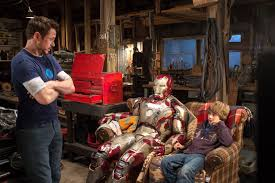 Who's The Kid From <b>Iron</b> Man 3 in Avengers: Endgame 4?