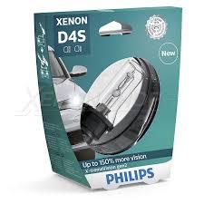 D4S <b>Philips X</b>-<b>treme</b> Vision Gen2 (+150%) - 42402XV2S1