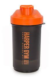 <b>Шейкер Harper Gym</b> S09B smart черный/оранжевый купить, цены ...