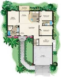 Lovely Bedroom Floor House Plan   One Story Bedroom Bath        Bedroom Floor House Plan   House Floor Plans Bedroom Bath