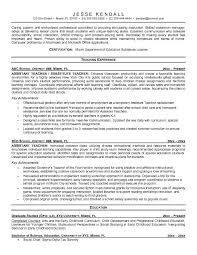 Teacher Assistant Resume Objective. a good resume example early ... Special Education Teacher Assistant Resume - teacher assistant resume objective