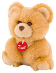 <b>Мягкая игрушка Trudi</b> Медвежонок пушистик 24 см — купить по ...