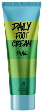 <b>J:ON Крем для</b> ног Snail daily — купить по выгодной цене на ...