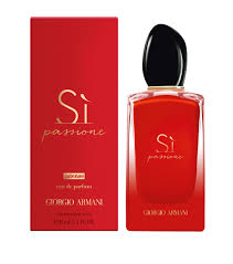 <b>Armani Si Passione Intense</b> Eau de Parfum (100ml) | Harrods SG