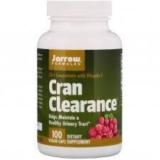 Jarrow Formulas <b>Cran Clearance 100 Capsules</b> – отзывы, купить с ...