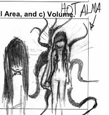 Alma in My Math Homework by hammer and anvil on DeviantArt hammer and anvil   DeviantArt
