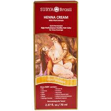 Surya Brasil, <b>Surya Henna</b>, <b>эффективная здоровая</b> хна для ...