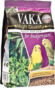 """Корм для волнистых попугаев <b>Вака</b> """"<b>High Quality</b>"""", 500 г — купить ..."""