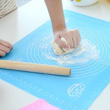 <b>1pcs</b> Large Silicone Baking <b>Mat</b> Heat Resistant Cooking Plate <b>Table</b> ...