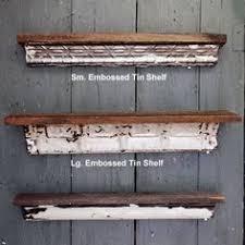 tin barn board shelf barn boards